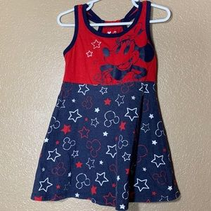 Disney Jumping Beans Minnie Mouse dress